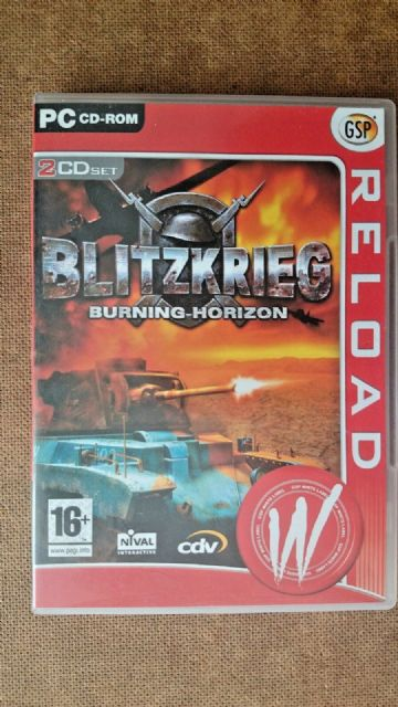 Blitzkrieg: Burning Horizons (PC, 2004)